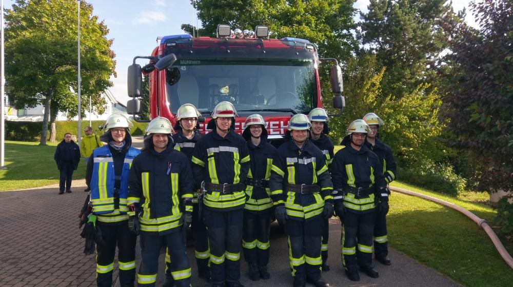 Feuerwehr Mühlheim & Stetten