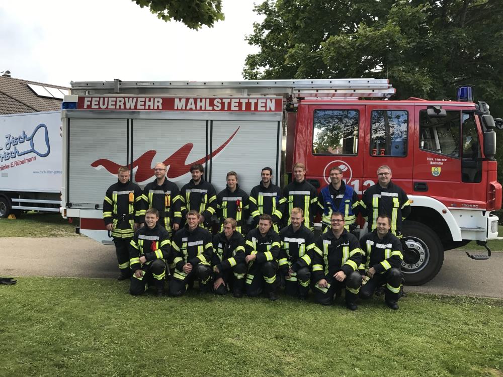 Feuerwehr Mahlstetten