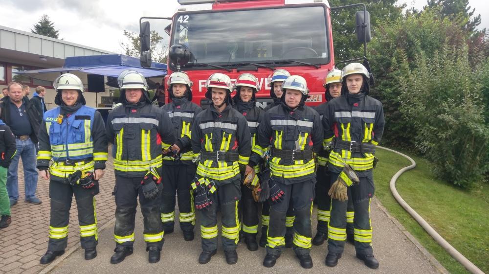 Feuerwehr Seitingen - Oberflacht